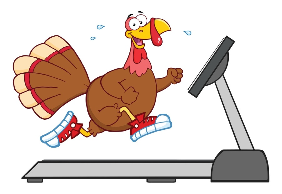 Work out on Turkey Day!